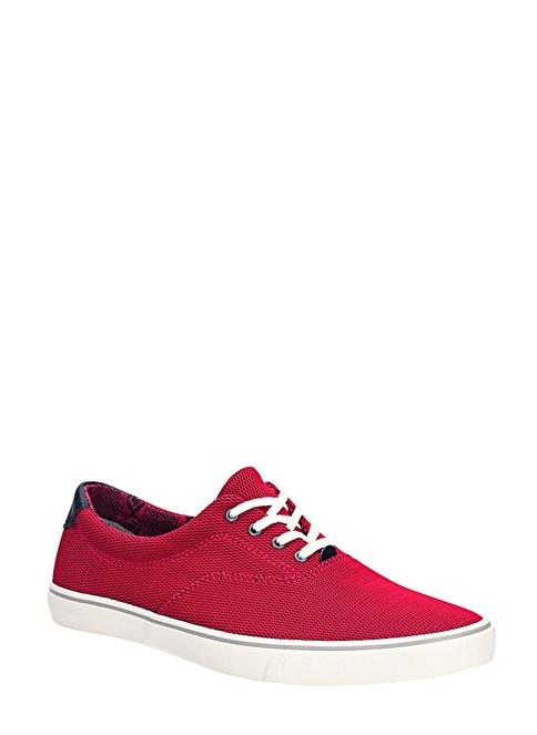 Clarks Bağcıklı Ayakkabı Kırmızı